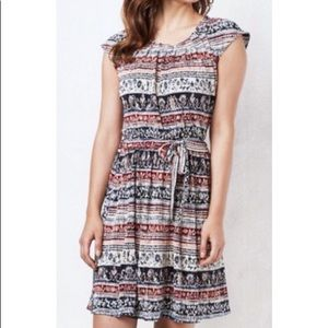 LC LAUREN CONRAD Boho Dress